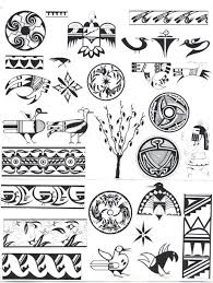 many native american symbols tattoo designs photos pictures and