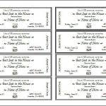 ticket template free download fundraiser tickets template free design templates