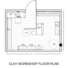 Workshop Floor Plan by Modular Building Aarya Precast