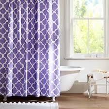 Purple Shower Curtain Sets - purple shower curtains set purple zebra animal print