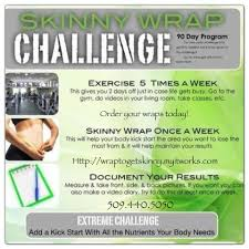 Challenge How It Works Wrap To Get Wrap Challenge