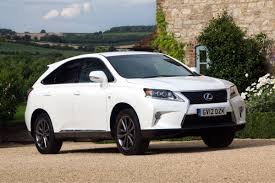 white lexus rx 450h lexus rx450h 2009 car review honest john