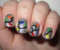 top 5 easiest u0026 amazing christmas nail art designs to try