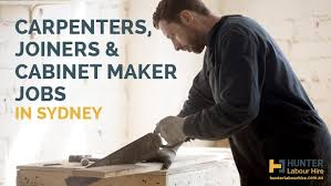 cabinet maker jobs near me carpenters joiners cabinet maker jobs in sydney hunter labour hire