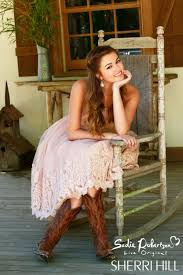 sadie robertson sherri hill duck another duck dynasty cast member launches fashion line