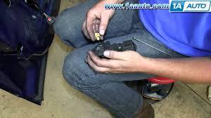 how to install replace door lock actuator 2005 10 pontiac g6 youtube