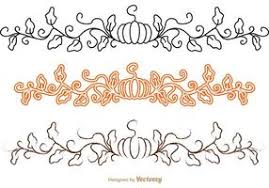 thanksgiving border free vector 2854 free downloads