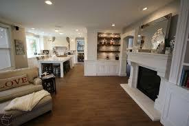 Transitional Kitchen Designs Kitchen Style Transitional Design Build Kitchen Fireplace White