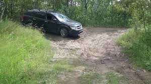 Dodge Journey Reviews Australia Dodge Journey R T Offroad Test Youtube