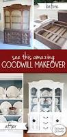 Corner China Cabinet Hutch Best 25 Repurposed China Cabinet Ideas On Pinterest China