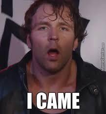 Dean Ambrose Memes - 17 very funny dean ambrose meme images pics greetyhunt
