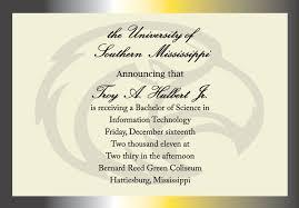 Sample Of An Invitation Card Samples Of Graduation Invitation Thebridgesummit Co