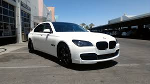 matte white bmw car picker white bmw 740