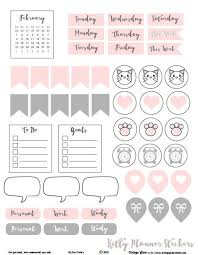 printable planner free pinterest 2205 best filofax images on pinterest planners stickers and free