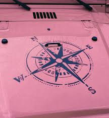 jeep hood decals anyone here running a compass decal on your hood toyota fj