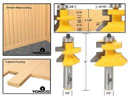 Wainscoting Router Bits 115 Best Router Bits Images On Pinterest Woodwork Router Bits