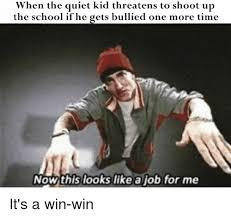 Win Kid Meme - quiet kid enough is enough ifunnyco quiet kids meme on sizzle