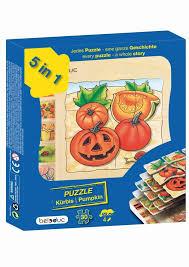 puzzle cuisine beleduc ของเล นพ ฒนาการ 5 layer puzzle pumpkin playto the