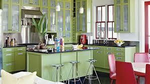 avocado green kitchen cabinets 5 star beach house kitchens coastal living