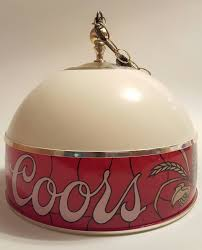 Hanging Bar Lights by Coors Light Pool Table Lamp Protipturbo Table Decoration