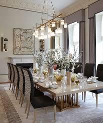 Brass Dining Room Chandelier Rectangular Brass Chandelier Contemporary Lighting Project