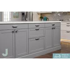 glass door kitchen cabinet with drawers j collection shaker assembled 15 in x 40 in x 14 in wall