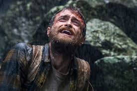 daniel radcliffe slices his own head open in new movie new york post