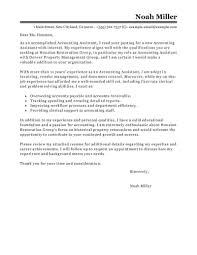 Best Resume Accounting by Sample Cover Letter For Resume Accounting Assistant Docoments