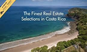 costa rica real estate and rentals blue water properties