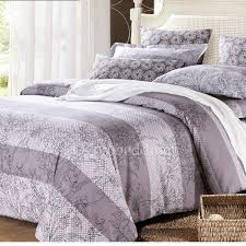 grey patterned high quality textured clearance duvet covers