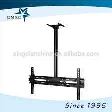 Drop Down Tv From Ceiling by New Types Aluminum Swivel Flip Down Tv Ceiling Mount Buy
