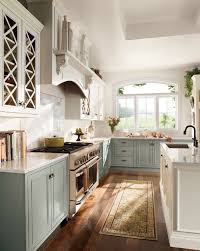 two tone kitchen cabinet ideas 10666