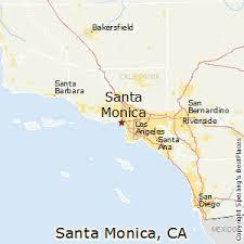 santa california map best places to live in santa california