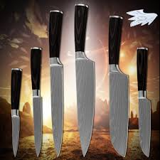popular luxury kitchen knife set buy cheap luxury kitchen knife