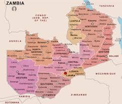 map of zambia zambia political map political map of zambia political zambia