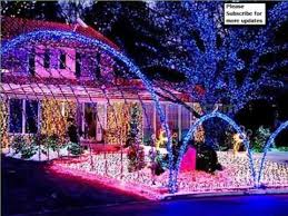 Easy Outdoor Christmas Lights Ideas Picture Gallery Of Christmas Decor Decorating Ideas For Xmas