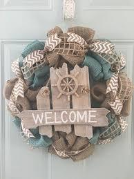 wreath ideas 15 wreath ideas for summer 10 burlap wreath diy crafts ideas