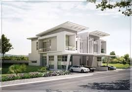 Home Interior And Exterior Designs by Modern Home Exterior Home Design Gallery