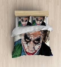 Batman Bedroom Set Batman Bedding The Joker Duvet Cover Dark By Designyland C3 B0 C2