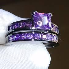 amethyst engagement rings engagement rings wonderful engagement rings with amethyst