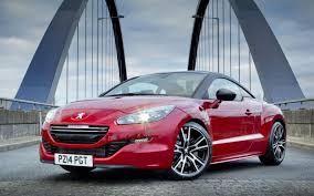 peugot uk peugeot rcz review
