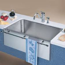 Stainless Steel Farm Sinks For Kitchens B440294 Magnum Apron Front Specialty Sink Kitchen Sink