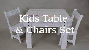 kids table u0026 chair set from a single sheet of plywood youtube