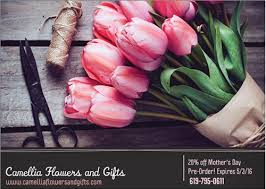mothers day flowers 20 s day pre orders 20 at camellia flowers