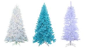 half christmas tree half christmas trees are the newest decorating trend according to