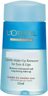 what l 39 oréal says l 39 oréal paris gentle eye make up remover waterproof