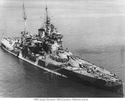 queen elizabeth ii beams after winning a a 98 voucher from hms queen elizabeth british battleship ww2