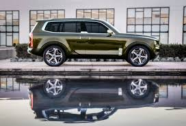 suv kia 2016 kia telluride concept makes world debut at detroit kia buzz