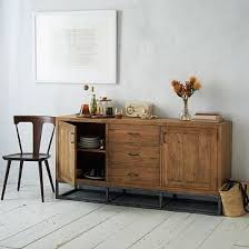 Narrow Sideboards And Buffets Foter Modern Rustic Dining Room - Dining room consoles buffets
