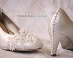 Wedding Shoes Ivory Ivory Wedding Shoes Ivory Bridal Shoes Ivory